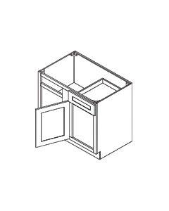 Blind Base Corner Cabinet -Shaker Espresso