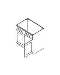 Sink Base Cabinets-Shaker Espresso